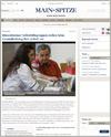 Main-Spitze: Rüsselsheimer Selbsthilfegruppen stellen beim Gesundheitstag ihre Arbeit vor